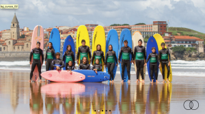 escuela surf gijon asturias