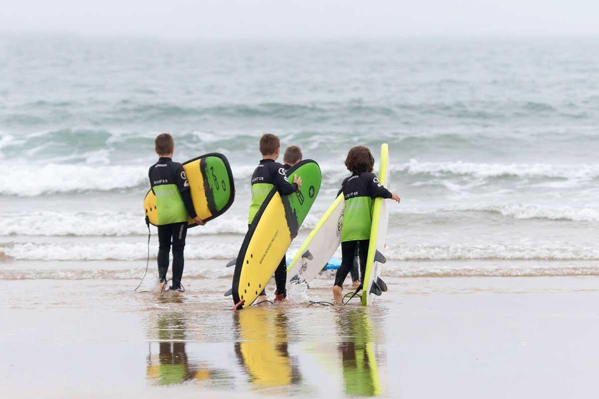 consejos para iniciarse en el surf